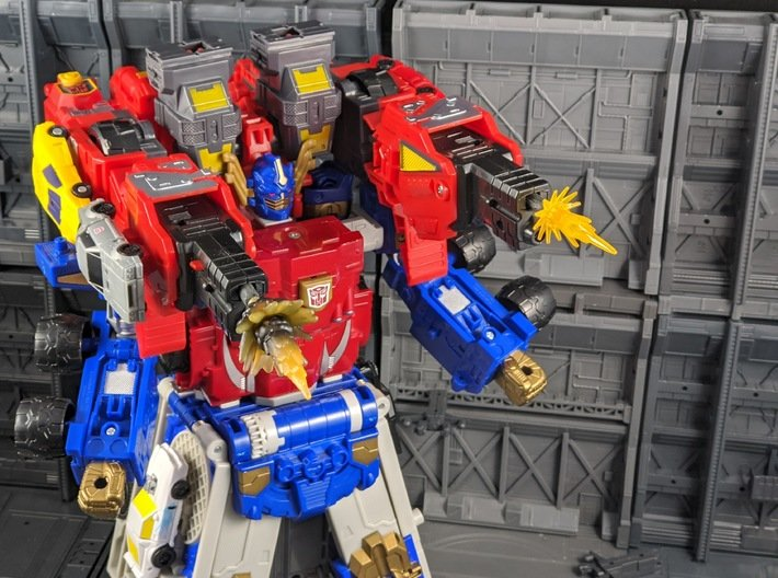 TF Armada Overload Replacement Missile Set 3d printed