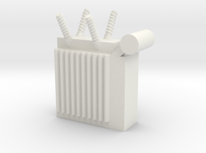 Power Substation 1/56 3d printed