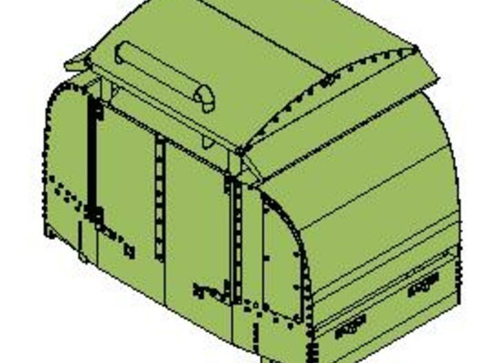 B-1-76-protected-simplex1 OO9 3d printed