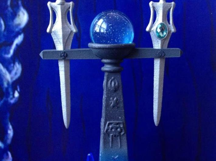 Orb Sword Holder  3d printed