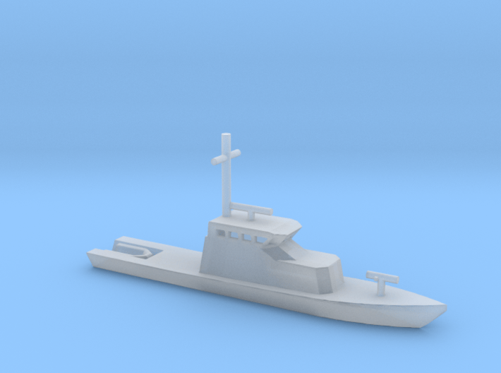 1/700 Scale USCGC Barracuda 87 ft class 3d printed