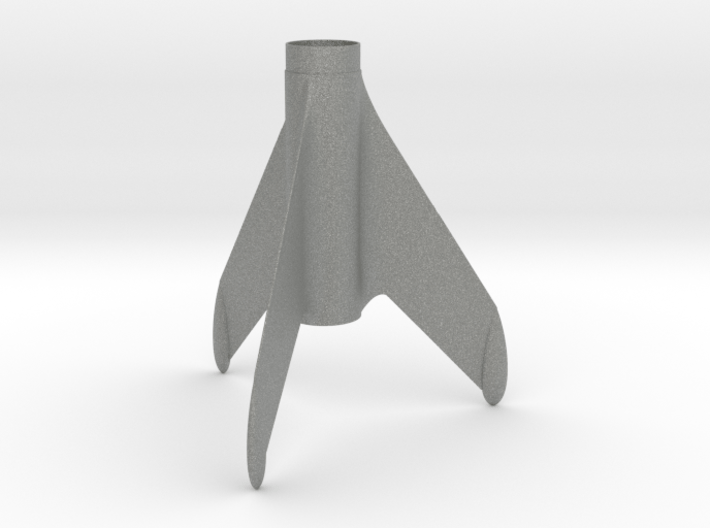 Constellation Fin Unit for BT-50 & 18mm motor 3d printed