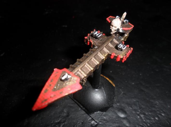 Aotrs201 Spiritwrack Escort Cruiser 3d printed Replicator 2 version (V2)