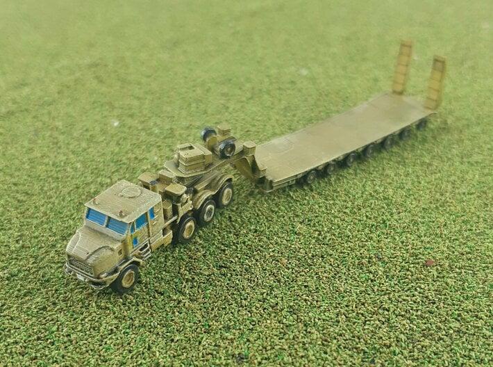 M1070F UK HETS & King GTS 100/7 1/285 6mm 3d printed