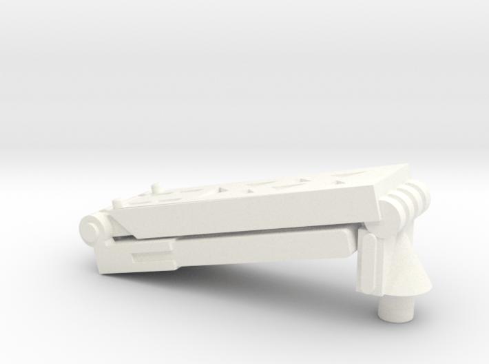 "PRHI FO Stormtrooper Heavy Blaster Stand 3 3/4"" 3d printed"