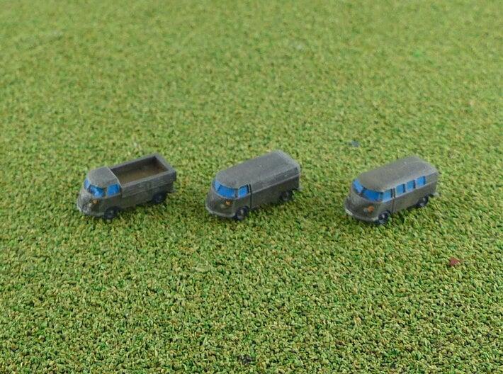VW Bus Type 1 1/285 6mm 3d printed