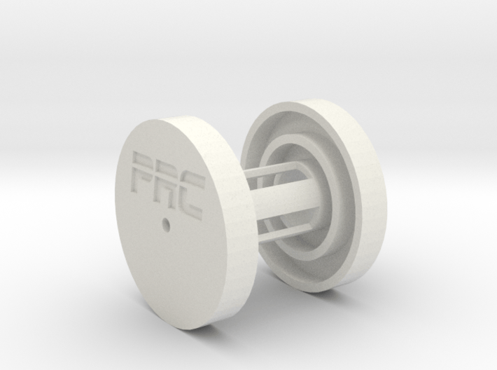 PRC 1/8 Air Filter Housing 3d printed