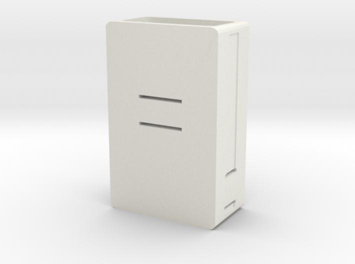 後殼 3d printed