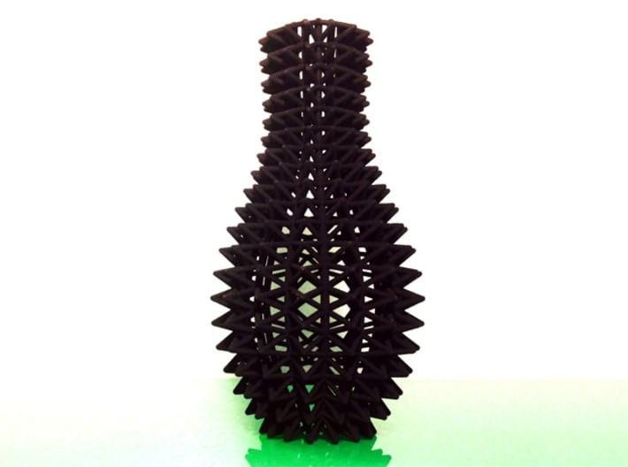 Exoskeleton Vase 3d printed