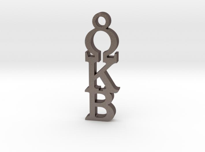 Sydney OKB Pendant ⛧ VIL ⛧ 3d printed