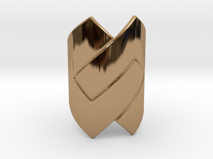 Embrace ring 3d printed