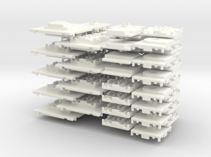 Osdas 3x3 3d printed