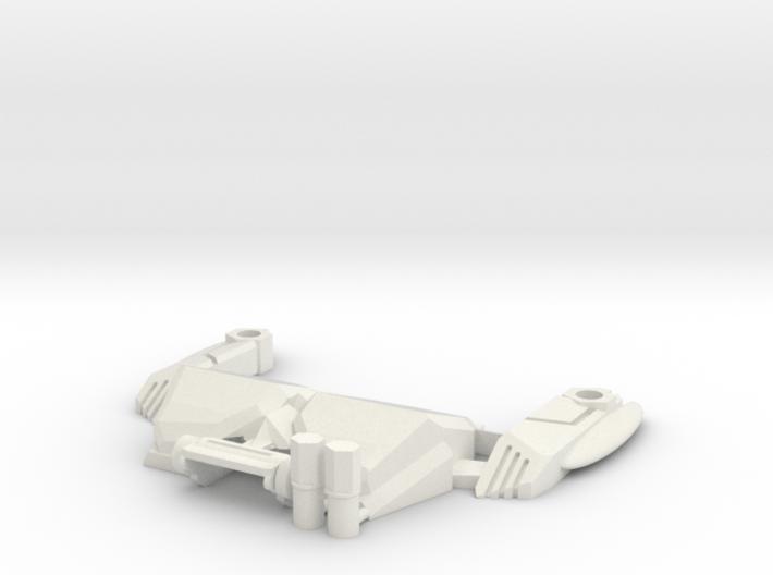 TF POTP Elita Combiner Chest Armor 3d printed