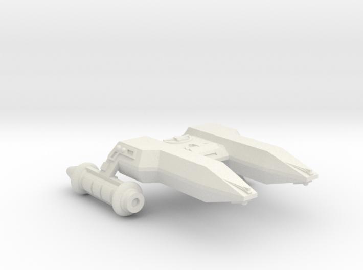 3125 Scale LDR Heavy Frigate (HFF) CVN 3d printed