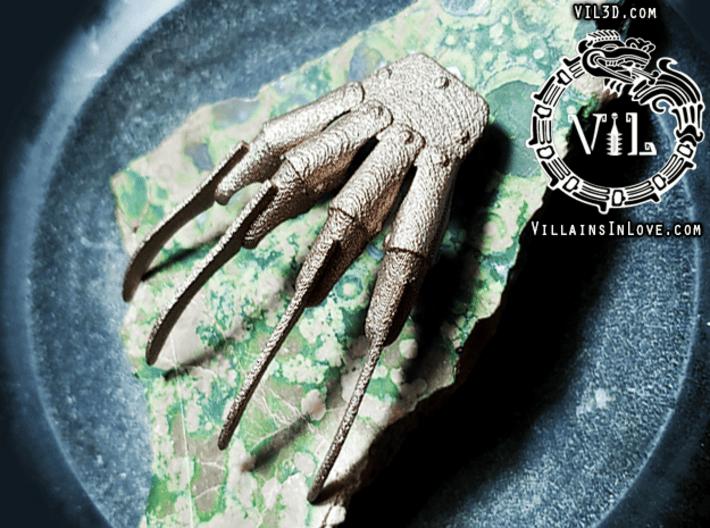 Vs Freddy GLOVE Pendant ⛧ VIL ⛧ 3d printed