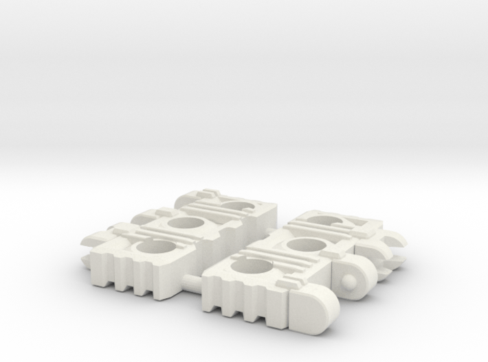 TF Eathrise Ramp to 5MM peg adapter 3d printed