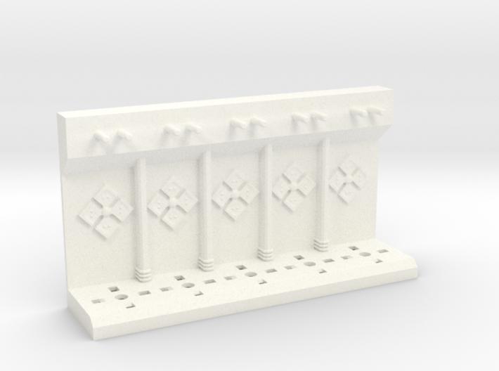 Grenade Rack 3d printed