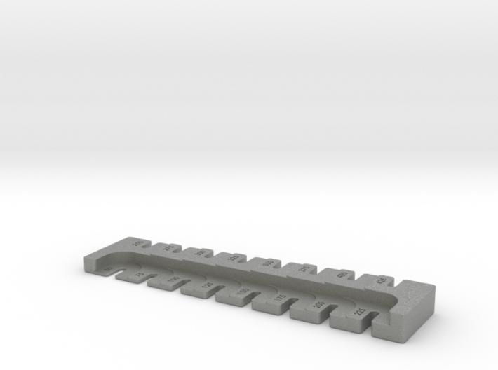 SHOCK REBOUND TOOL - 3D 3d printed
