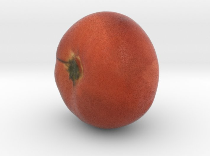The Tomato 3d printed