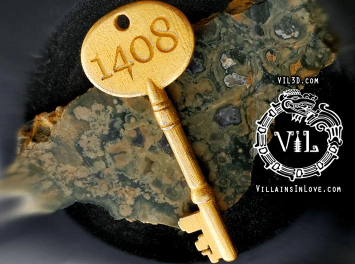 1408 Poster KEY⛧ VIL ⛧ 3d printed