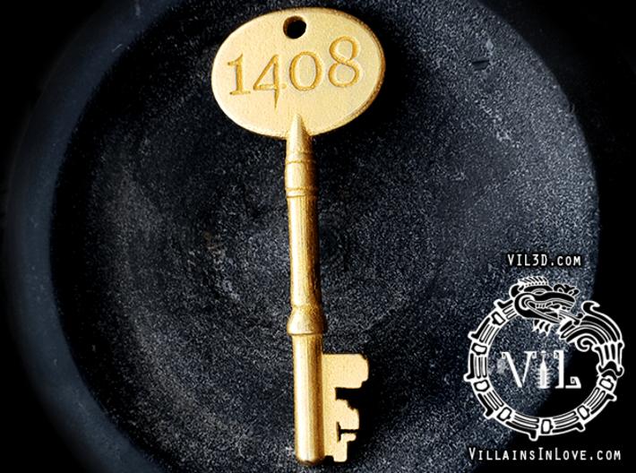 1408 Poster KEY⛧ VIL ⛧ 3d printed BACK