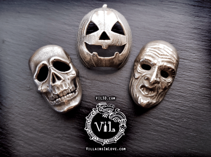 Halloween 3 PUMPKIN Pendant ⛧VIL⛧ 3d printed See our store for the complete set and more!