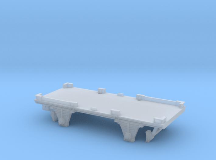 VR N Scale KC Wagon 3d printed