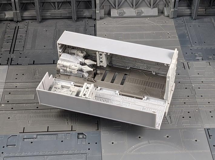 TF Earthrise Prime Trailer Repair Arms Set 3d printed