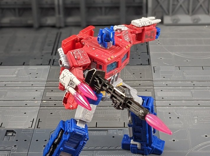 TF Seige Prime Forearm Weapon 3d printed