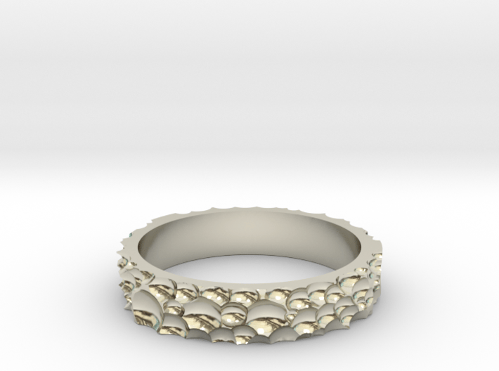 GBW11 Women's Rough Band 3d printed
