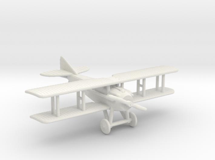 SPAD 7 (various scales) 3d printed
