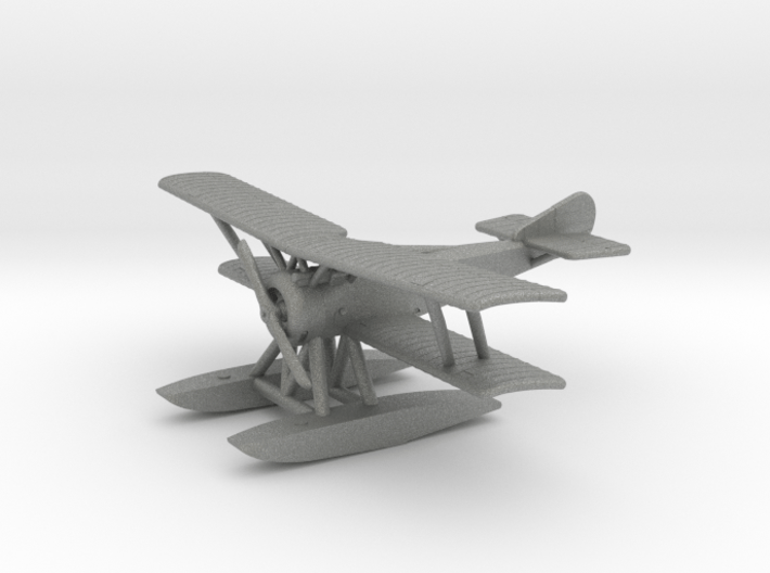 Hanriot HD.2 (early, various scales) 3d printed