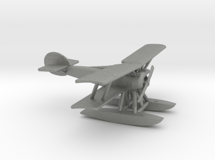 Hanriot HD.2 (late model, various scales) 3d printed