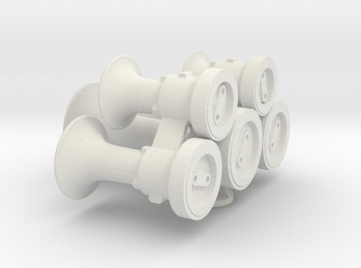 M5_Steel_1in 3d printed