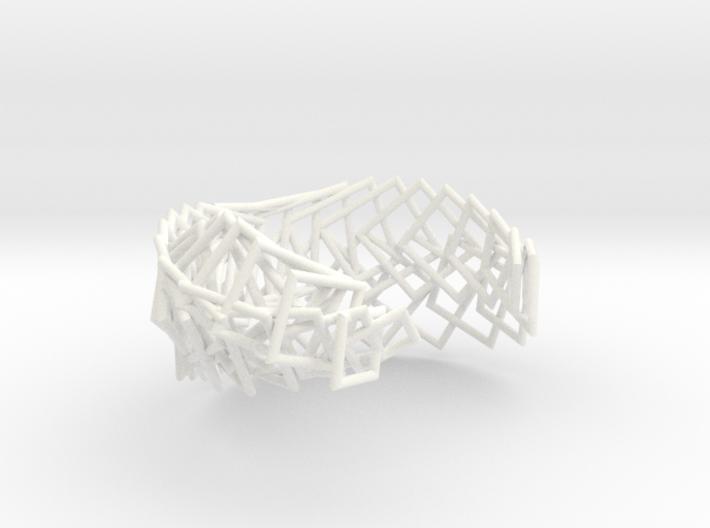 Arithmetic Cuff 3d printed