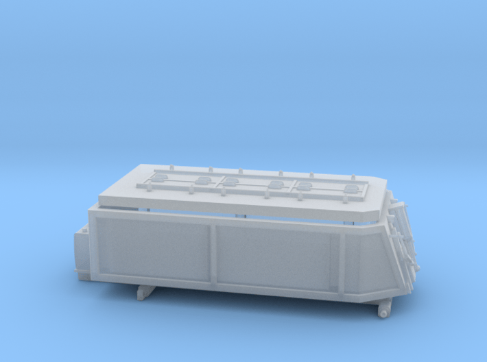 Thermomulde CH 4a Kipper 3d printed