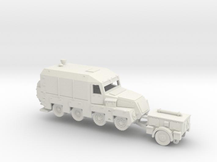 1/120 Panzermesskraftwagen 3d printed