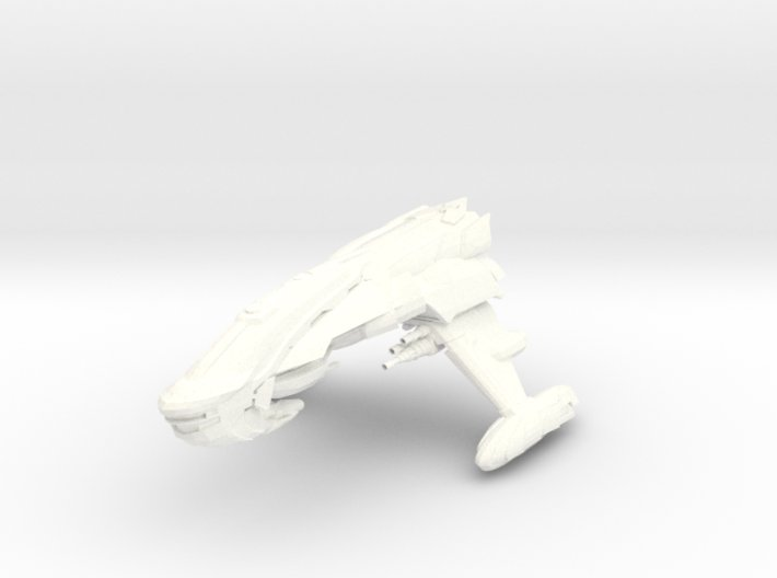 Valfire Class Destroyer 3d printed