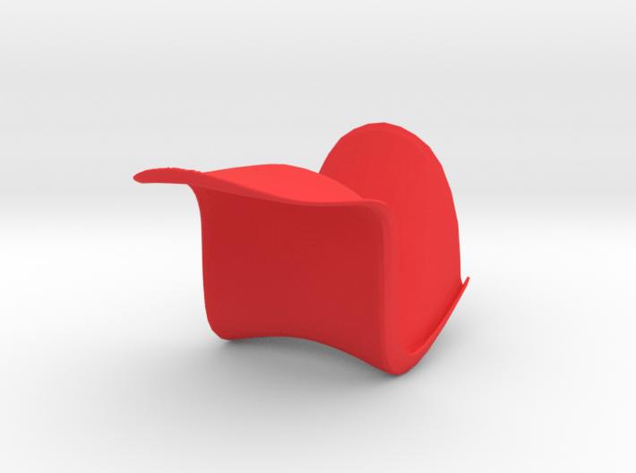 Panton Chair - 7.3cm tall 3d printed