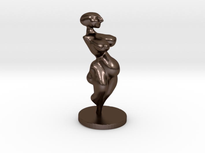 Venus of Calvander (2 and one half Inches tall) 3d printed