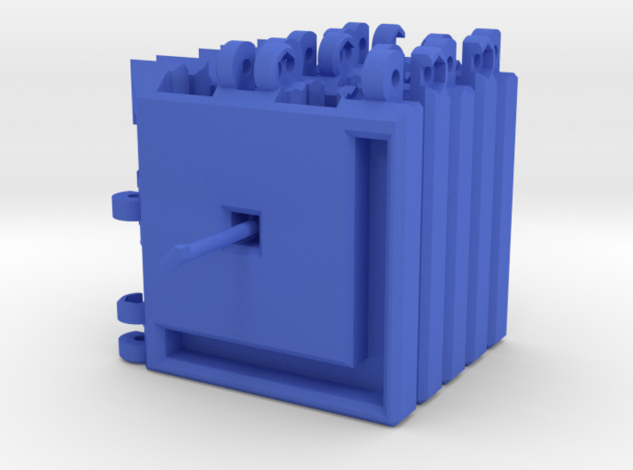 15+4 puzzle (Frame) 3d printed