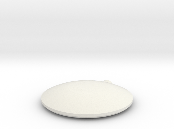 Naza Lite GPS Top Shell 3d printed