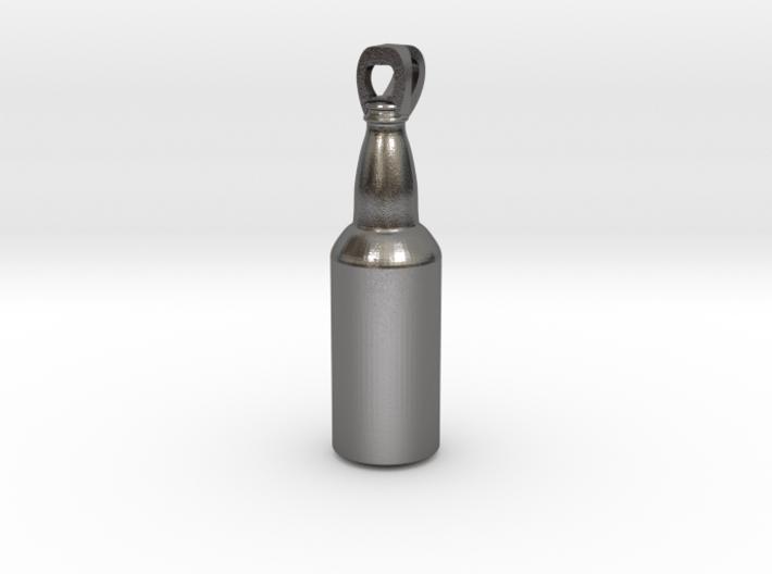 Beer Bottle 3d printed