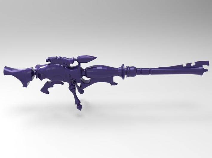 Space Elf - Dark Eldar - Vehicle Lances x5 3d printed