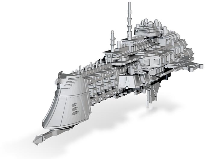 Lunar Cruiser 3d printed