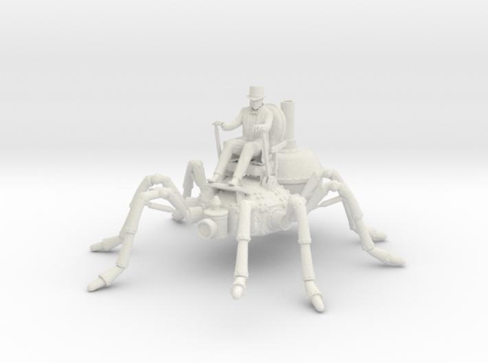 Mr. Gladstone's Arachnopede Conveyance 3d printed