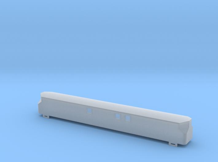 Hood Section- Conrail MT4 slugs 3d printed