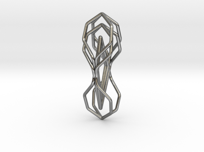 A-LINE Honeymotion, Pendant 3d printed