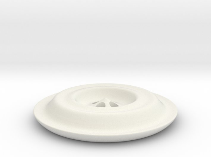 Button 5 small 3d printed