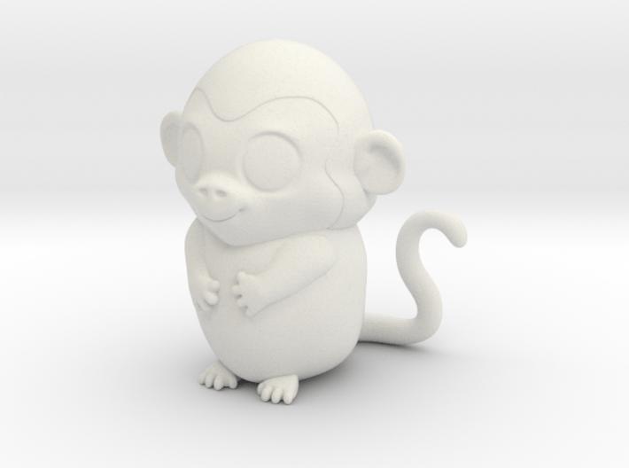 monkey_zodiac 3d printed